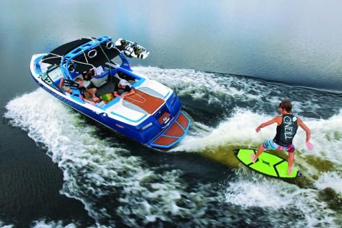 водные лыжи крепления к лодке