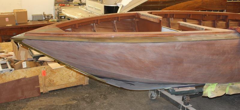 Как отреставрировать лодку